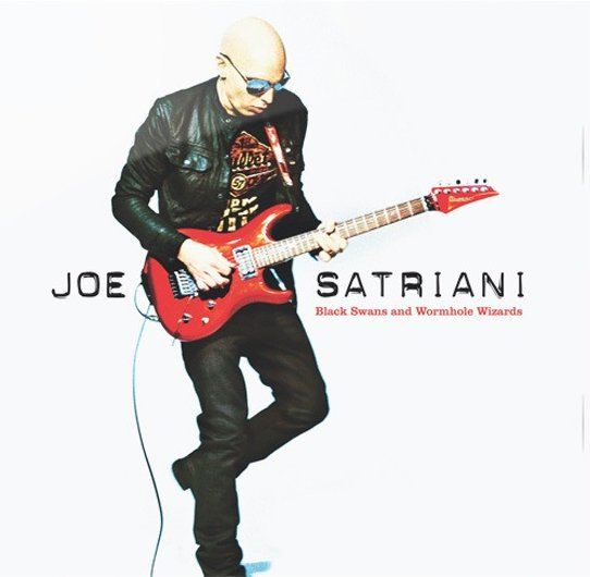Joe Satriani - Black Swans And Wormehold Wizards