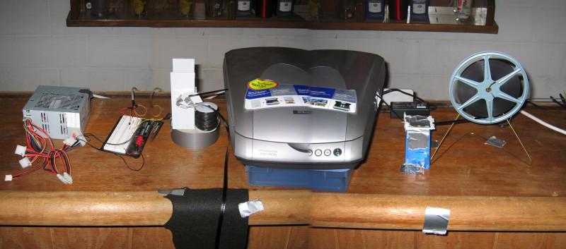 machine to convert slides to dvd